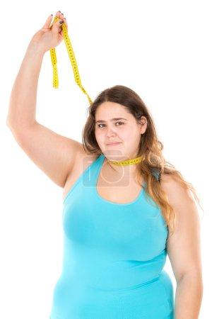 woman healthy diet concept