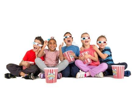 Enfants dans les films