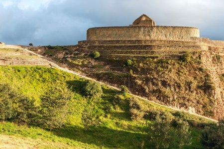 Ingapirca, largest known Inca ruins in Ecuador