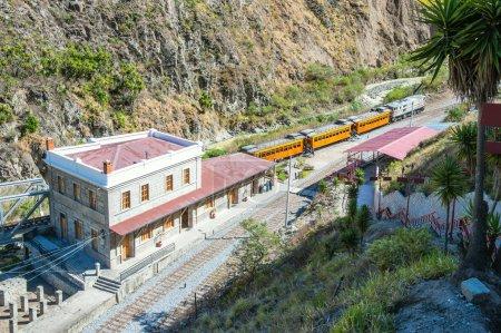 Поездка на поезде Nariz Дель
