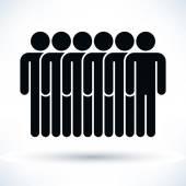 Black people (men figure)