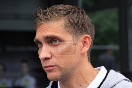 Pilot of Renault F1 Team