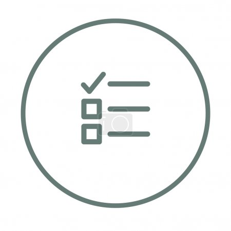 Tasks - checklist icon