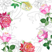Background with red roses1-03