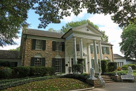 Elvis Presley House Memphis Tennessee