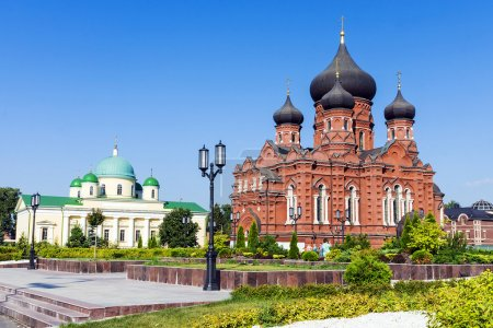Church on the territory of the Kremlin in Tula, Russia
