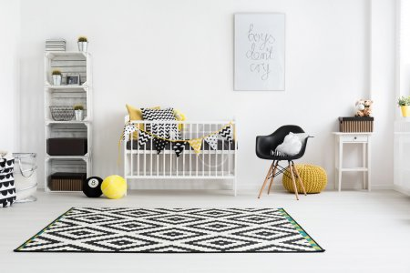 Photo for Shot of a modern baby room - Royalty Free Image