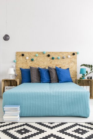 Eco-friendly ideas for modern bedroom