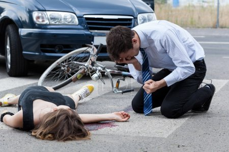 Fatal road accident