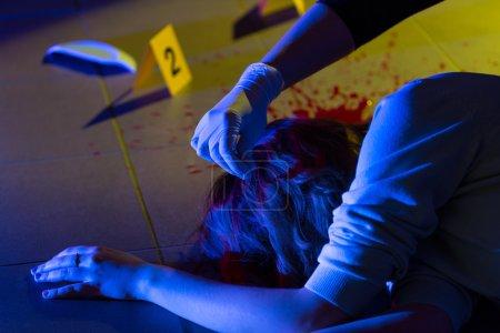 Victim of crime