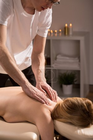 Massage to relieve pain