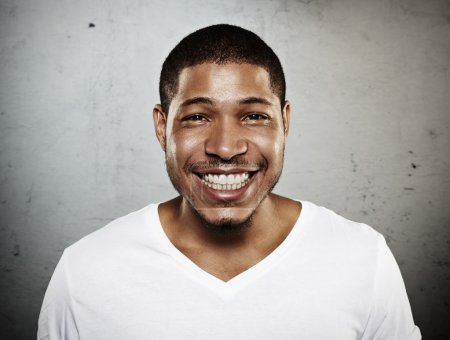 Photo for Portrait of a smiling man - Royalty Free Image