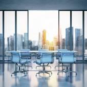 Interiér moderní kancelářské