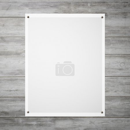 Poster with   grey gradient