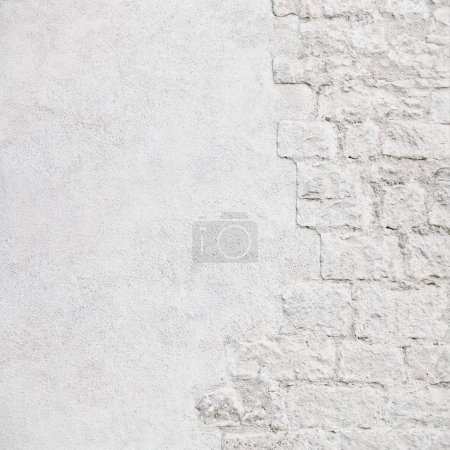 Photo for Stone wall closeup texture - Royalty Free Image