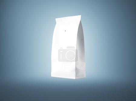 White paper pocket