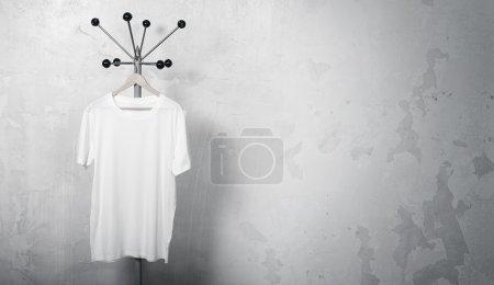 Photo of white tshirt