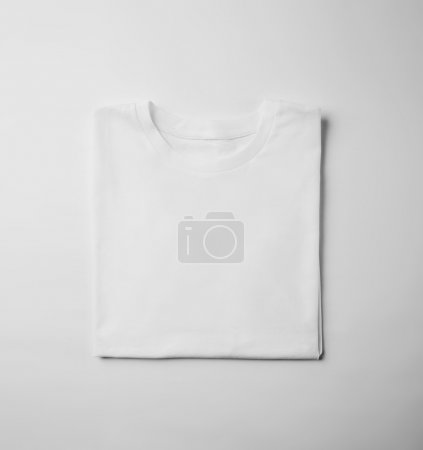Photo of blank tshirt