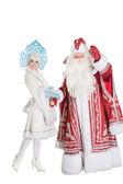 Russische Weihnachten Zeichen