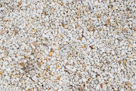 Photo pour Pierres blanches peuvent être utilisés comme arrière-plan - image libre de droit