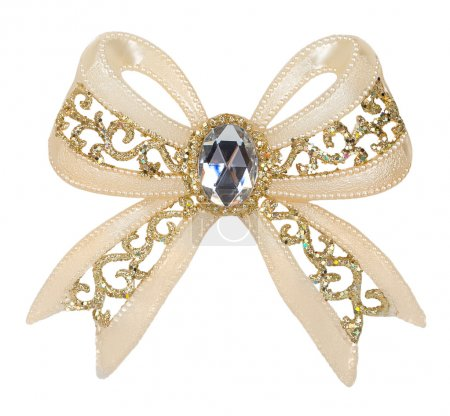 Brooch in the shape of a bow