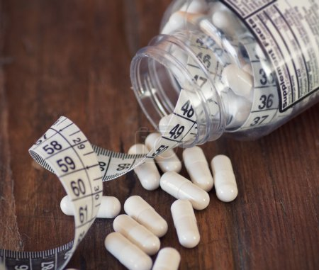Nutritional supplements in capsules