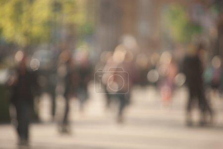 city commuters