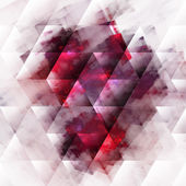 Abstracts background with transparent rectangular shapes