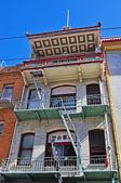 San Francisco, California, Usa: view of Chinatown neighborhood