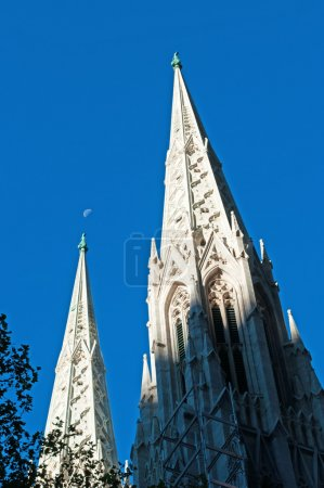 Cathedral of St Patrick in New York