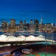 Постер, плакат: New York City Brooklyn