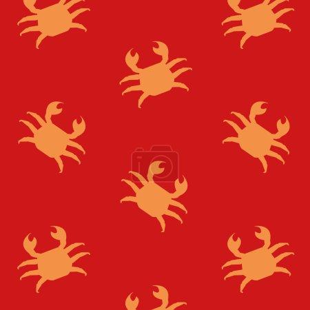 Crabs background