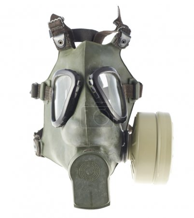 Army gas mask