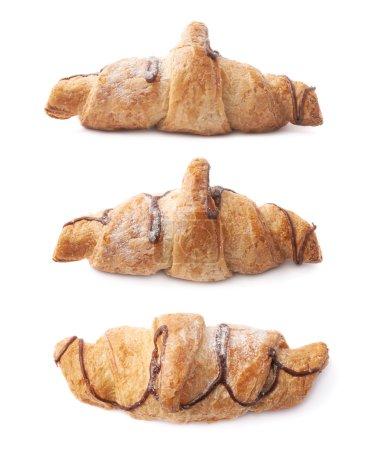 süßes Croissantgebäck