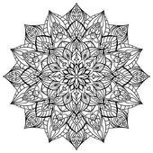 Geometriai vektor mandala
