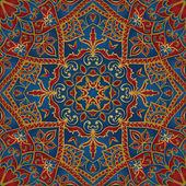 Stylized oriental pattern