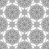 Ornamental  graphic pattern