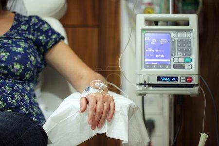 Intravenous IV drip