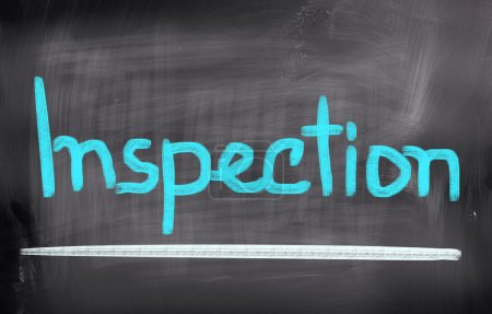 Inspection Concept...