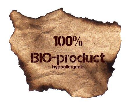 Bio-product hypoallergenic banner