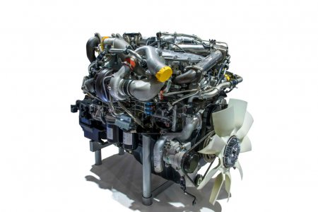 50 bell automotive engine