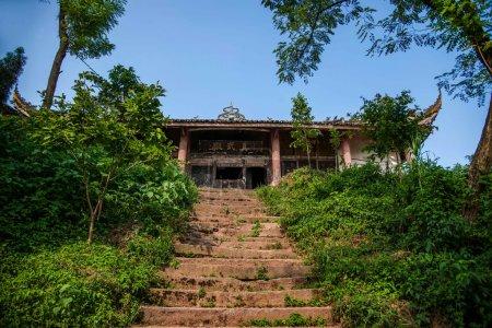 HECHUAN Long mountainous Zhenwu Temple