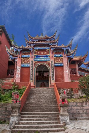 Photo for Hechuan Pu Temple - Royalty Free Image