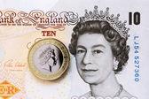 ten pound banknote