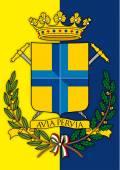modena city coat of arms emilia-romagna italy