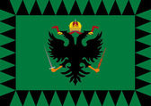 lombard venetian kingdom historical flag italy