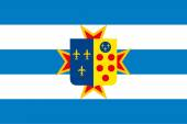 kingdom of etruria historical flag tuscany italy