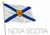 Nova Scotia territories flag Canada