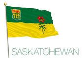 Saskatchewan flag Canada