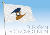 Eurasian Economic Union flag